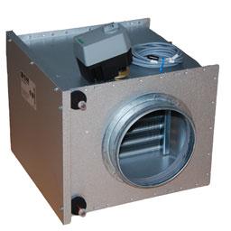 Varmvattenbatteri med styrning